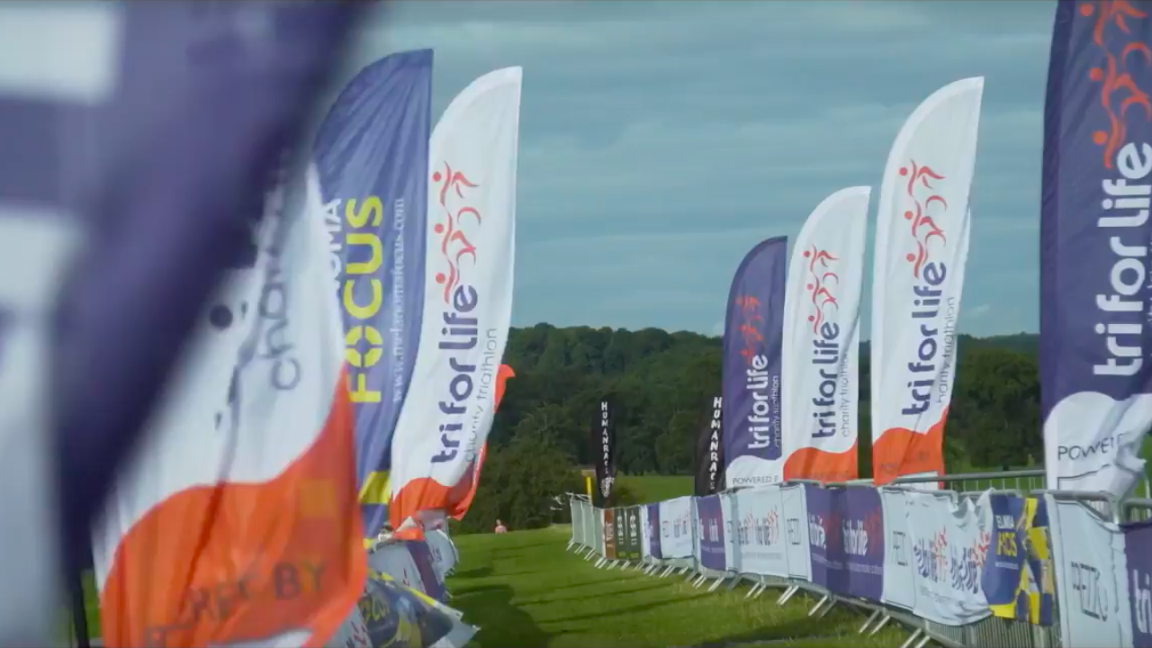 Tri for Life: Woburn Abbey